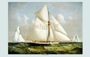 Clipper Ship - Volunteer